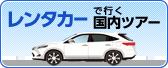 レンタカー+宿