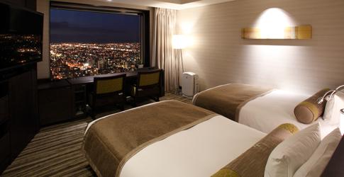 (ホテル名) JRタワーホテル日航札幌