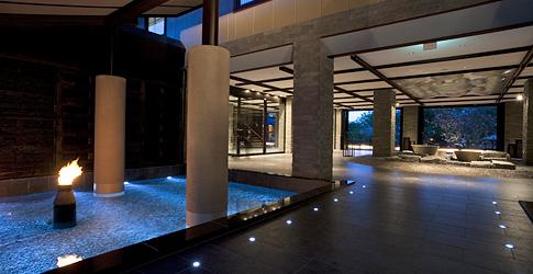 (ホテル名) しこつ湖鶴雅リゾートスパ 水の謌