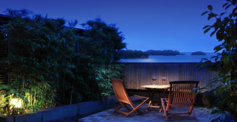 (ホテル名) 松島温泉元湯ホテル海風土