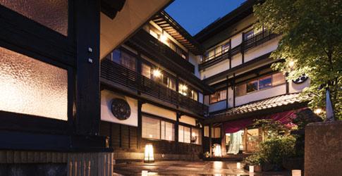 (ホテル名) 深山荘高見屋