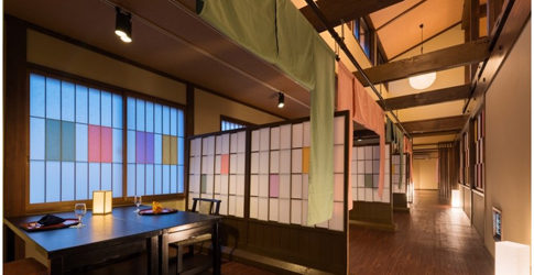 (ホテル名) 美湯美食の離れ宿 小野川温泉 河鹿荘
