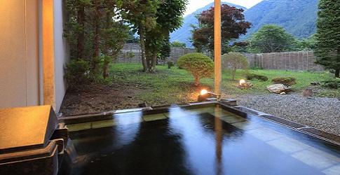 (ホテル名) 源泉湯の宿 紫翠亭
