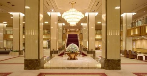 (ホテル名) 帝国ホテル