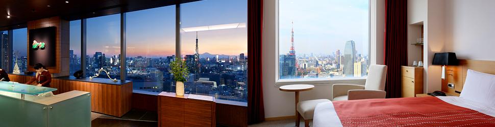 (ホテル名) パークホテル東京