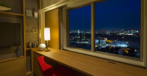 (ホテル名) 第一ホテル東京シーフォート
