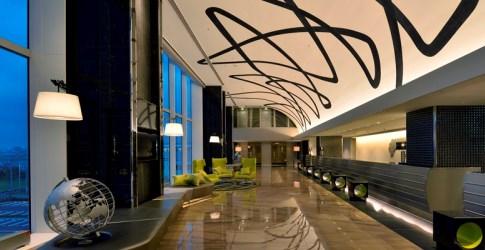 (ホテル名) ザ ロイヤルパークホテル 東京羽田