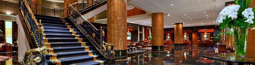 (ホテル名) ウェスティンホテル東京