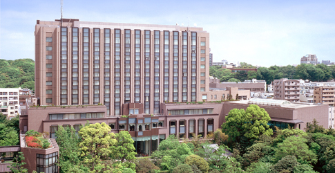 (ホテル名) リーガロイヤルホテル東京