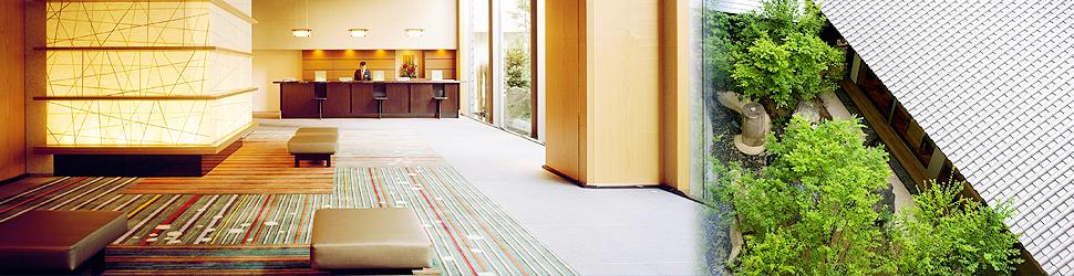 (ホテル名) 庭のホテル 東京