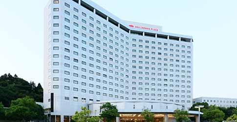 (ホテル名) ANAクラウンプラザホテル成田