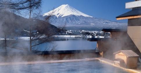 (ホテル名) 湖楽おんやど富士吟景