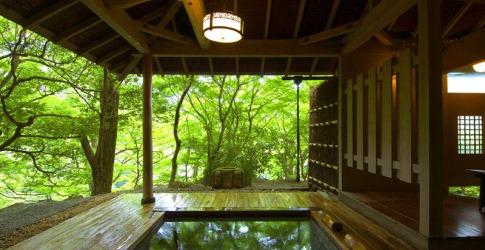 (ホテル名) 「四季の湯座敷」武蔵野別館