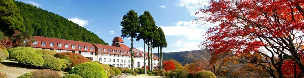 (ホテル名) 小田急 山のホテル