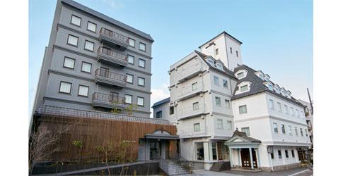 (ホテル名) 松本ホテル花月