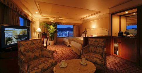 (ホテル名) ホテル日航プリンセス京都