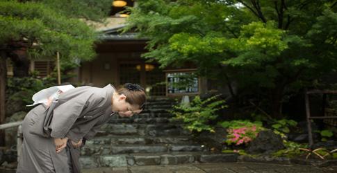 (ホテル名) 嵐山辨慶