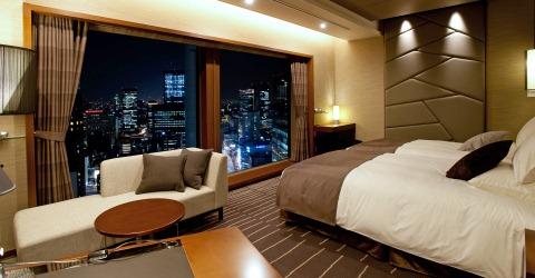 (ホテル名) ホテルグランヴィア大阪