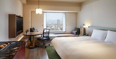 (ホテル名) ヒルトン大阪