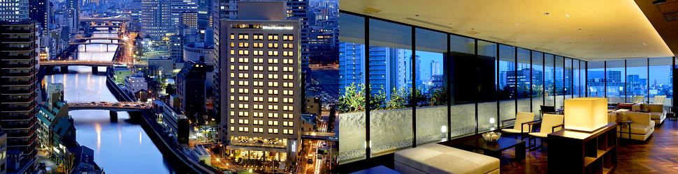 (ホテル名) 三井ガーデンホテル大阪プレミア