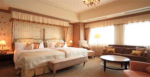 (ホテル名) ホテルモントレグラスミア大阪