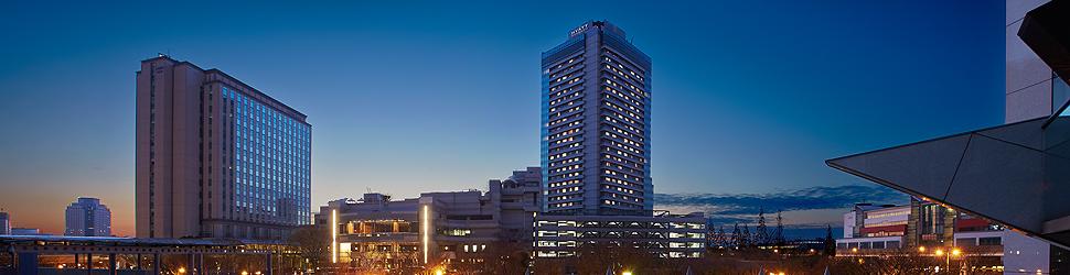 (ホテル名) ハイアット リージェンシー 大阪
