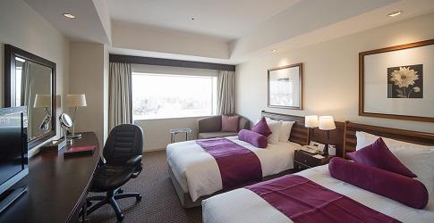 (ホテル名) ANAクラウンプラザホテル岡山