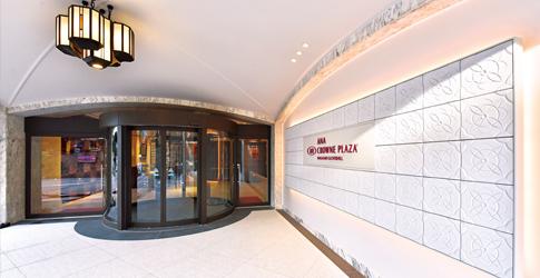 (ホテル名) ANAクラウンプラザホテル長崎グラバーヒル