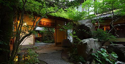 (ホテル名) 黒川荘