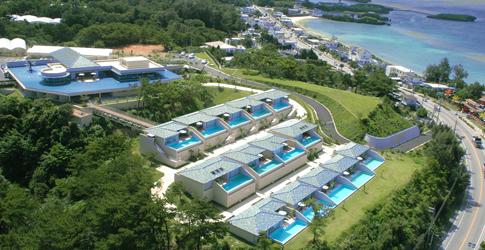 (ホテル名) オリエンタルヒルズ沖縄