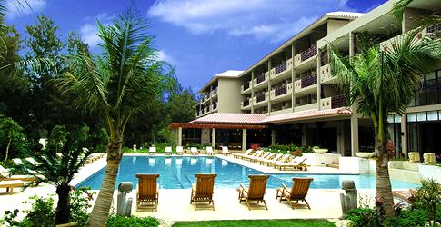 (ホテル名) 星野リゾート 西表島ホテル(旧:ホテルニラカナイ西表島)